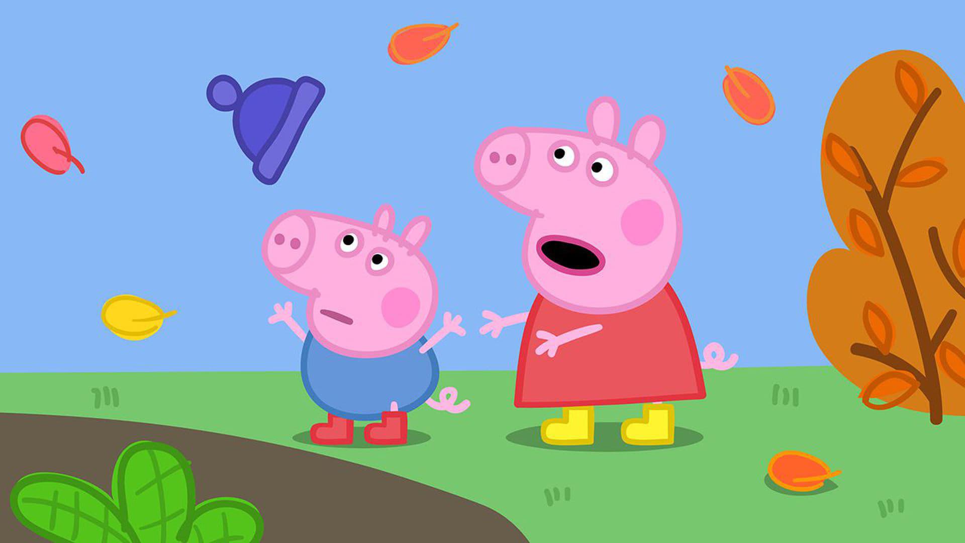 Peppa Pig Season 5 :Episode 28  George's Woolly Hat