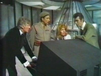 Doctor Who Season 7 :Episode 14  The Ambassadors of Death, Episode Three