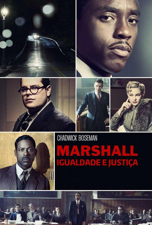 Marshall: Igualdade e Justiça – Legendado (2017)