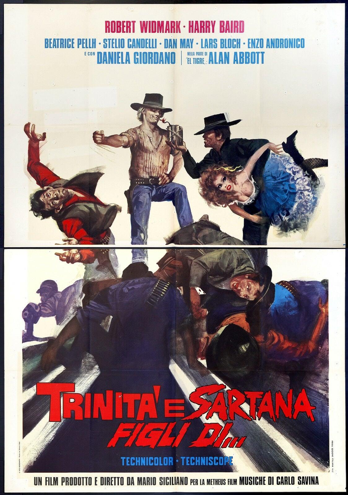 Trinity and Sartana Are Coming (1972)