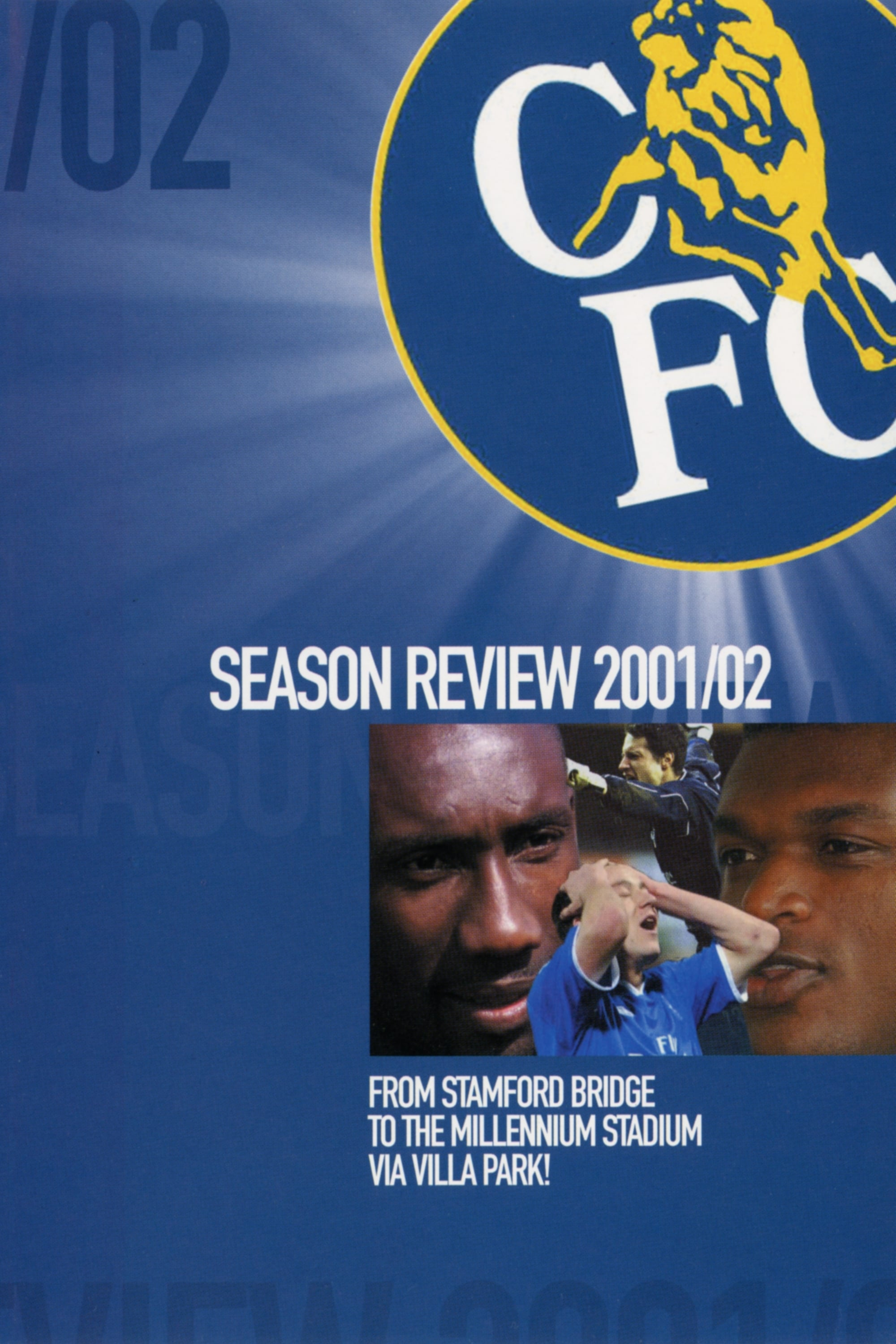 Chelsea FC - Season Review 2001/02 (2002)