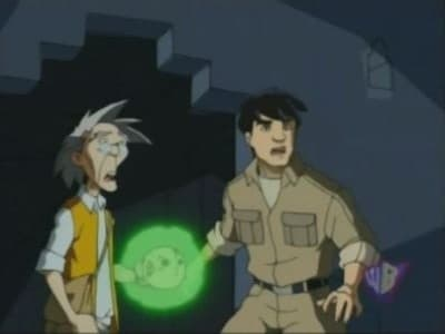 Jackie Chan Adventures Season 4 :Episode 10  J2 - Rise of The Dragons