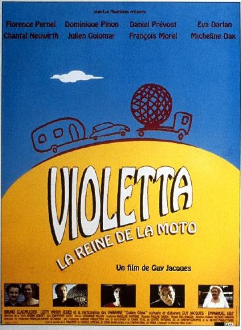 Violetta, the Motorcycle Queen (1997)