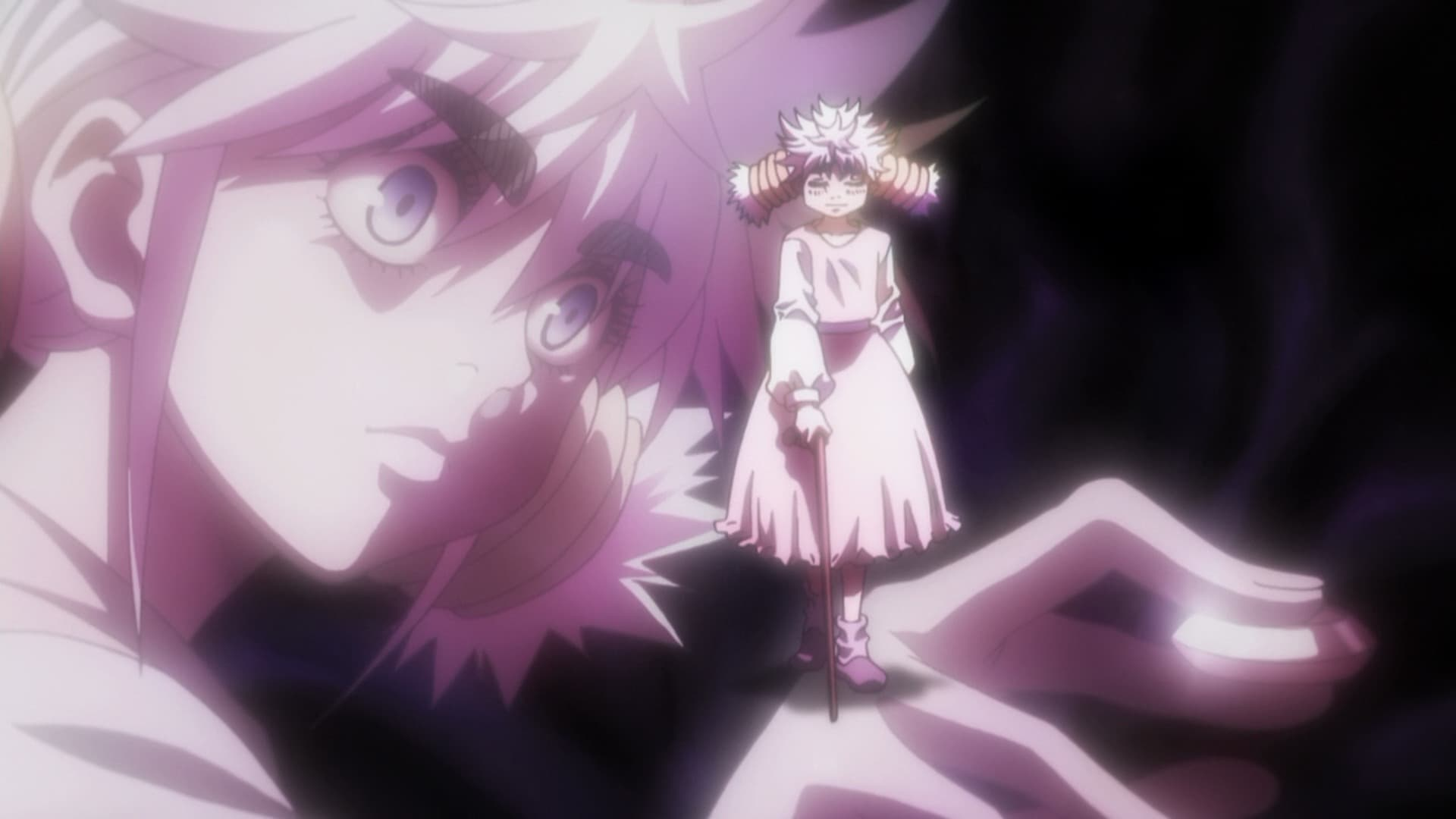 Hunter x Hunter Season 2 :Episode 66  Unparalleled Joy x And x Unconditional Love