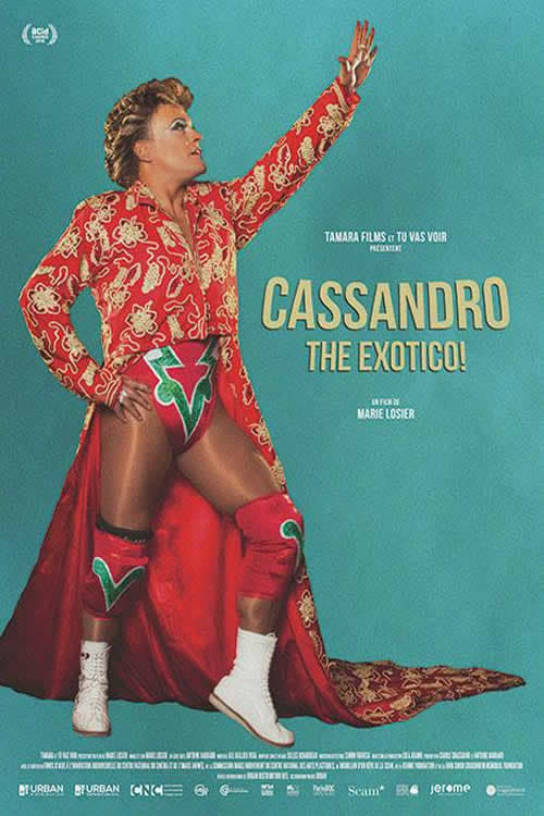 watch Cassandro, the Exotico! 2018 online free