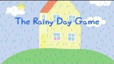 Peppa Pig Season 4 :Episode 9  The Rainy Day Game