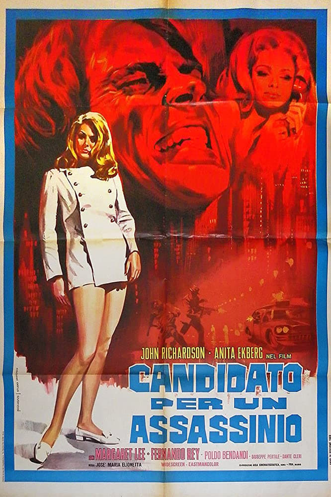 A Candidate for a Killing (1969)