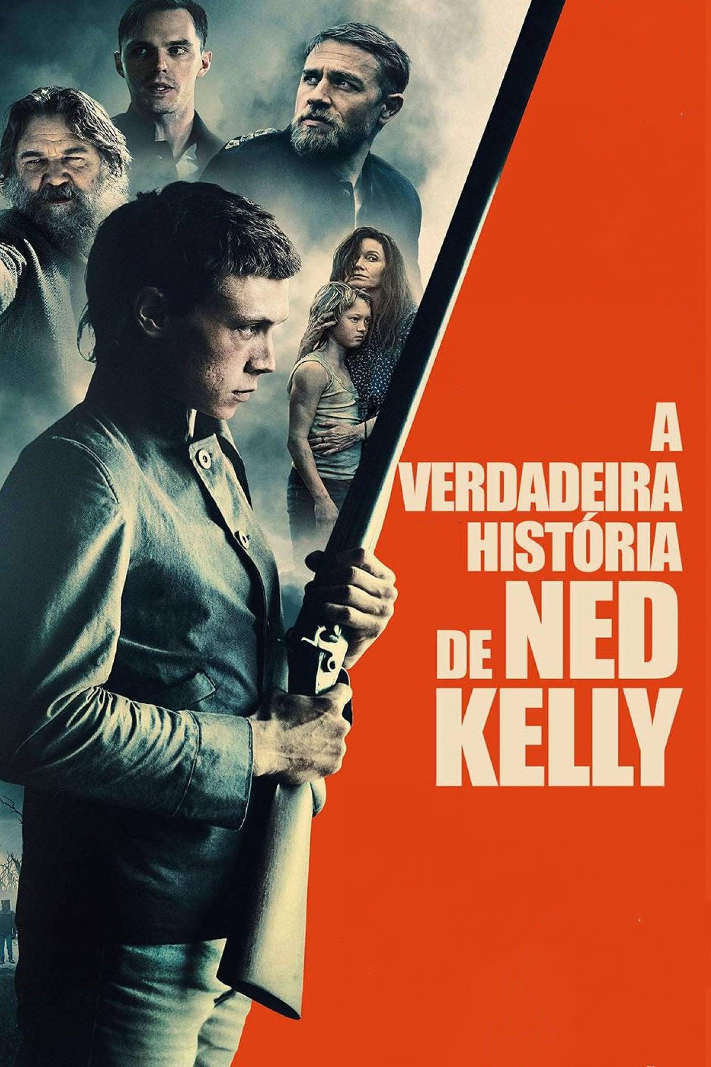 A Verdadeira História de Ned Kelly Dublado