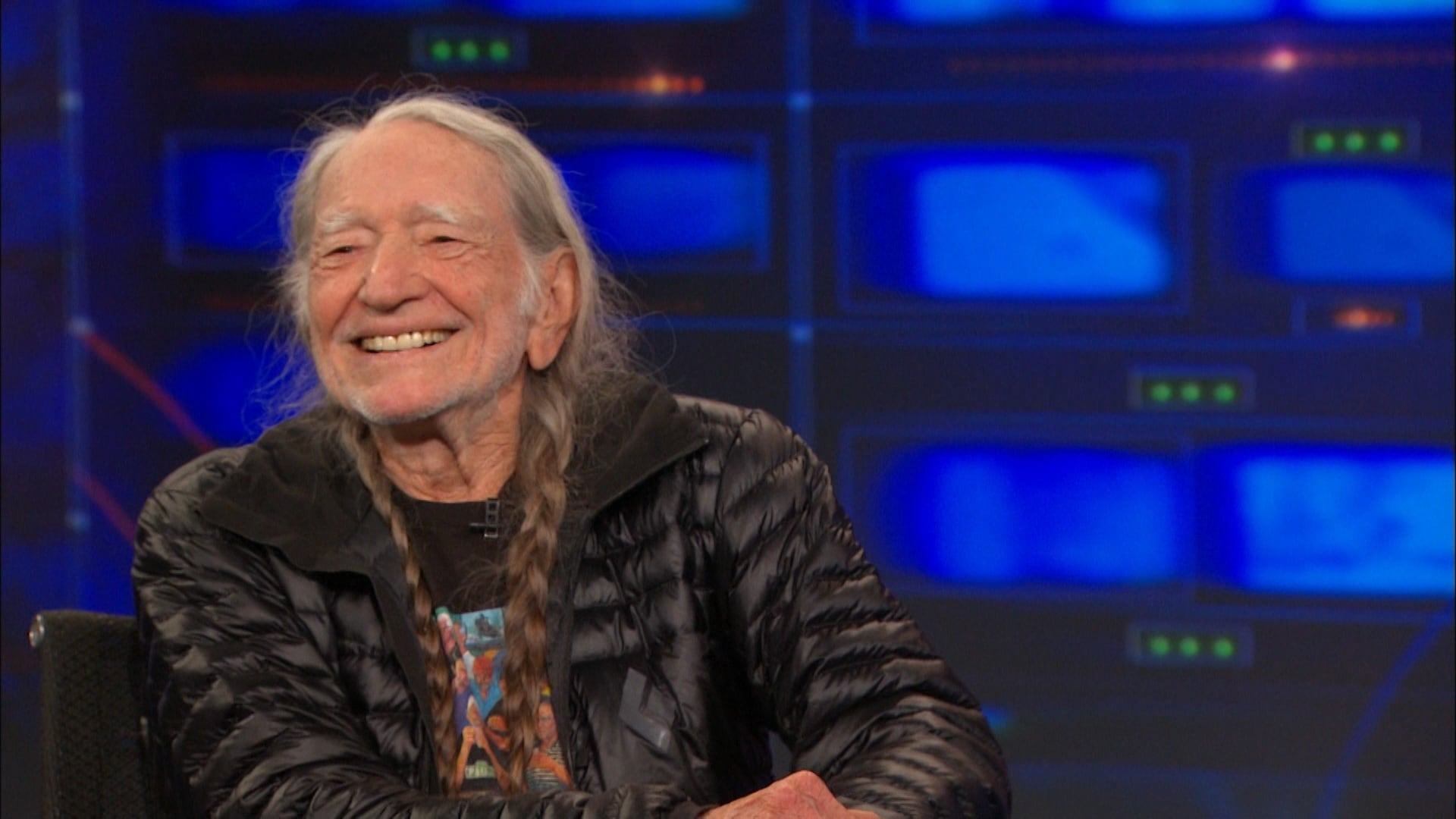 The Daily Show with Trevor Noah Season 20 :Episode 101  Willie Nelson