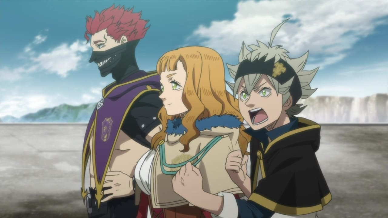 Black Clover Season 1 :Episode 73  The Royal Knights Selection Test