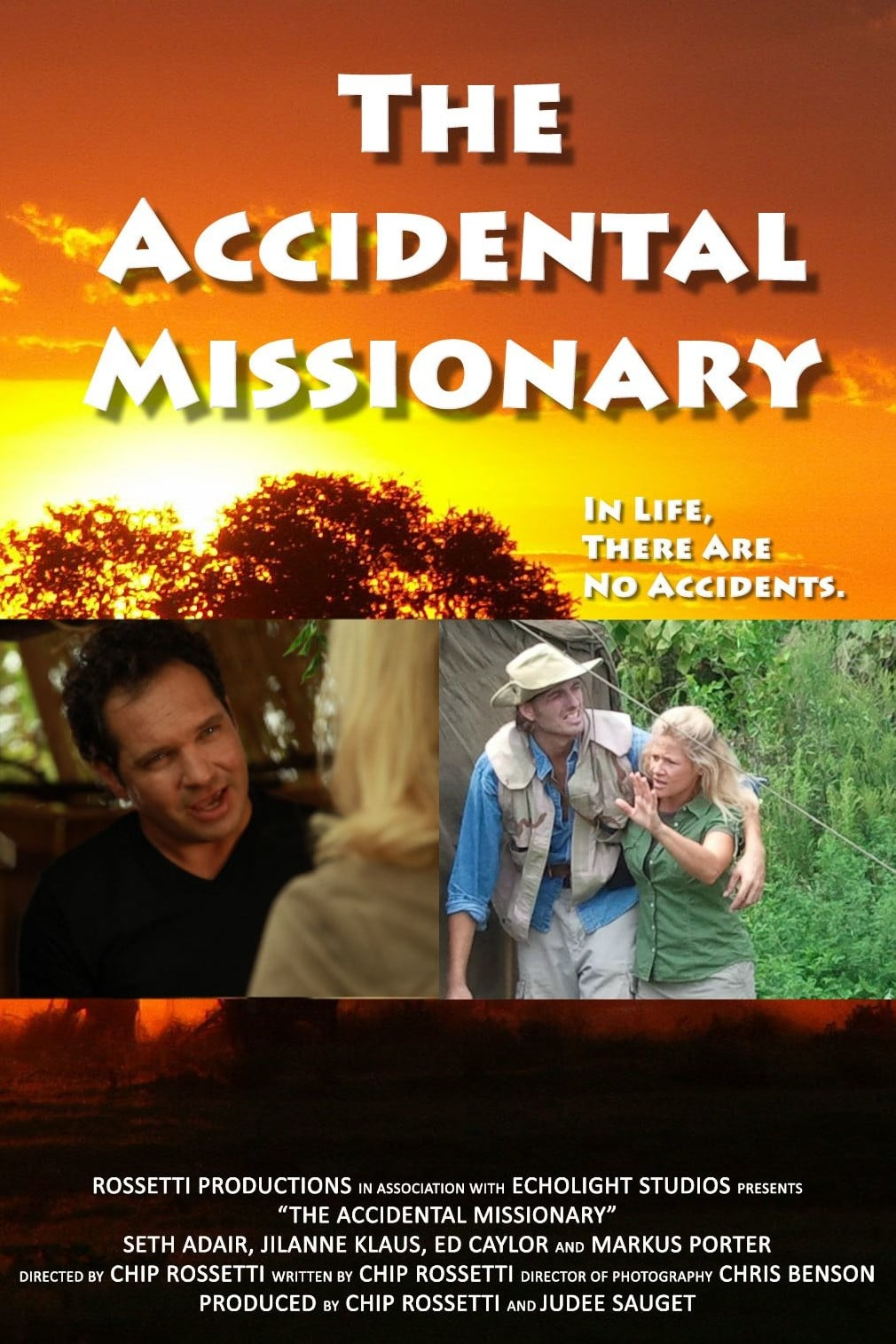 Ver The Accidental Missionary Online HD Español (2015)