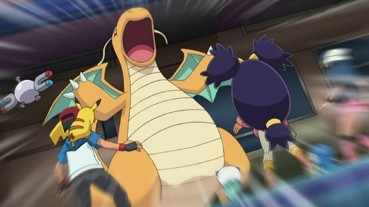 Pokémon Season 15 :Episode 41  Iris and the Rogue Dragonite!