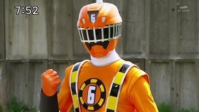 Super Sentai Season 38 :Episode 17  The Sky After the Rain