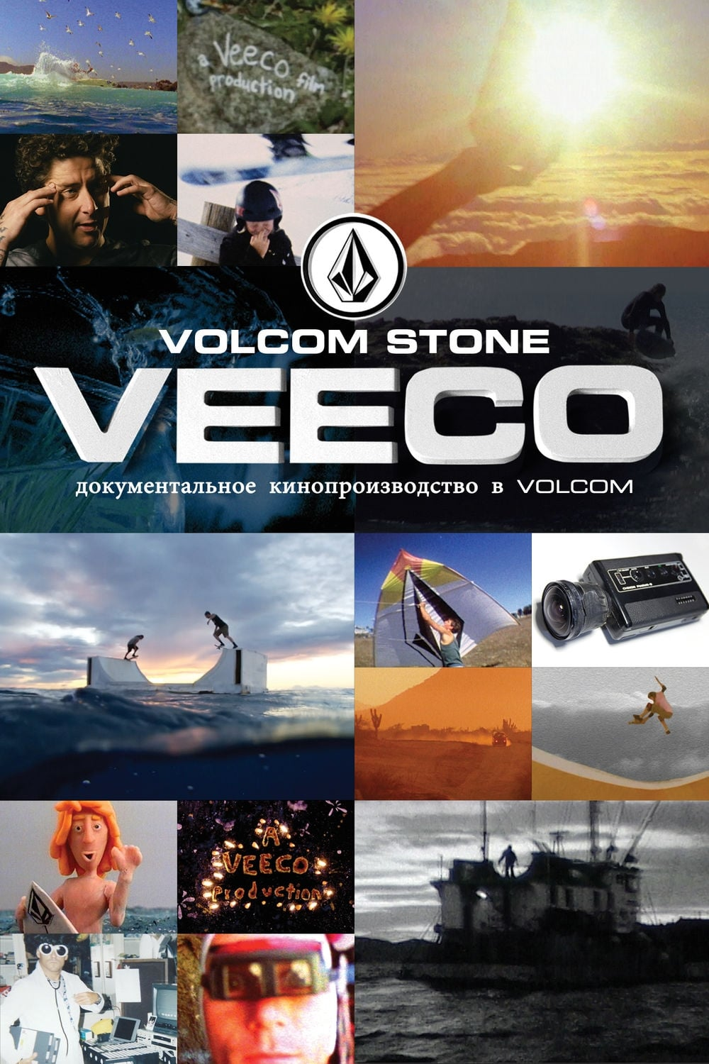 Veeco: A Volcom Film Making Documentary on FREECABLE TV