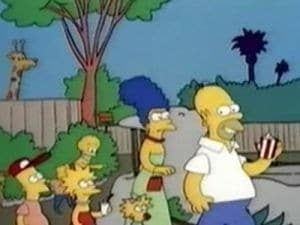 The Simpsons Season 0 :Episode 29  Zoo Story