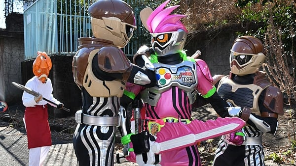 Kamen Rider Season 27 :Episode 25  A New Game Begins!