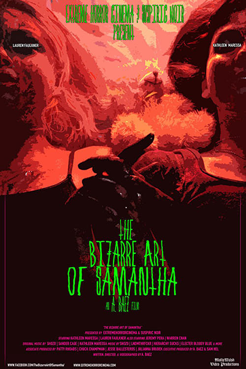 Ver The Bizarre Art of Samantha Online HD Español (2017)