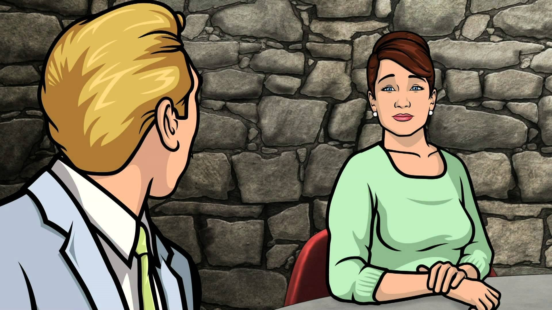 Archer Season 4 :Episode 4  Midnight Ron
