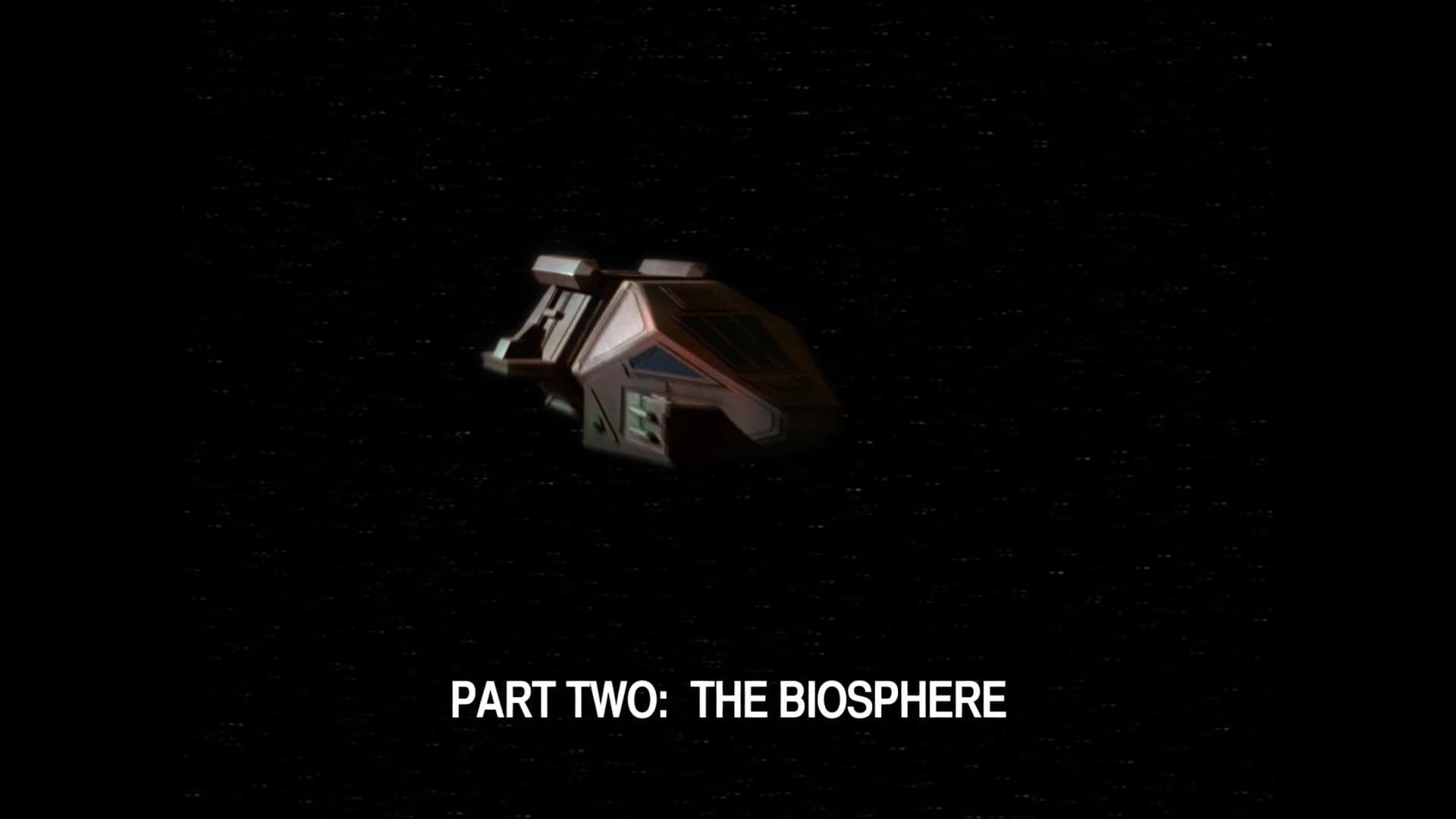 Beyond The Five Year Mission: The Evolution of Star Trek: The Next Generation - Part Two: The Biosphere-Azwaad Movie Database