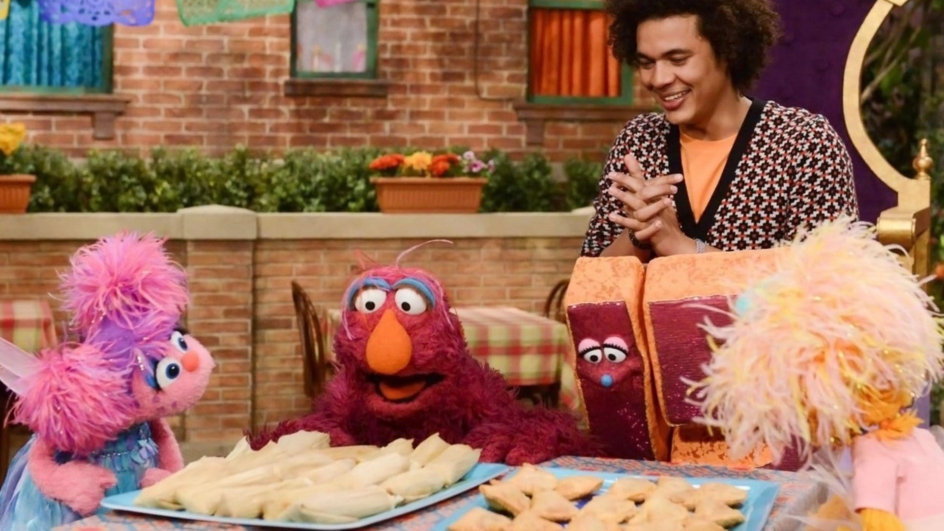 Sesame Street Season 45 :Episode 6  Number 15's Quinceanera