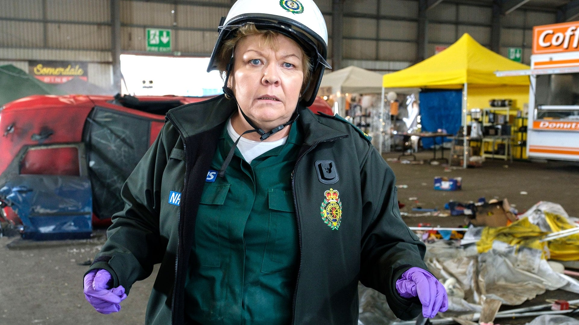 Casualty Season 34 :Episode 1  Episode 1