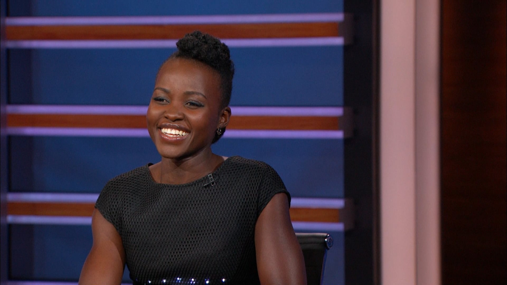 The Daily Show with Trevor Noah Season 21 :Episode 30  Lupita Nyong'o