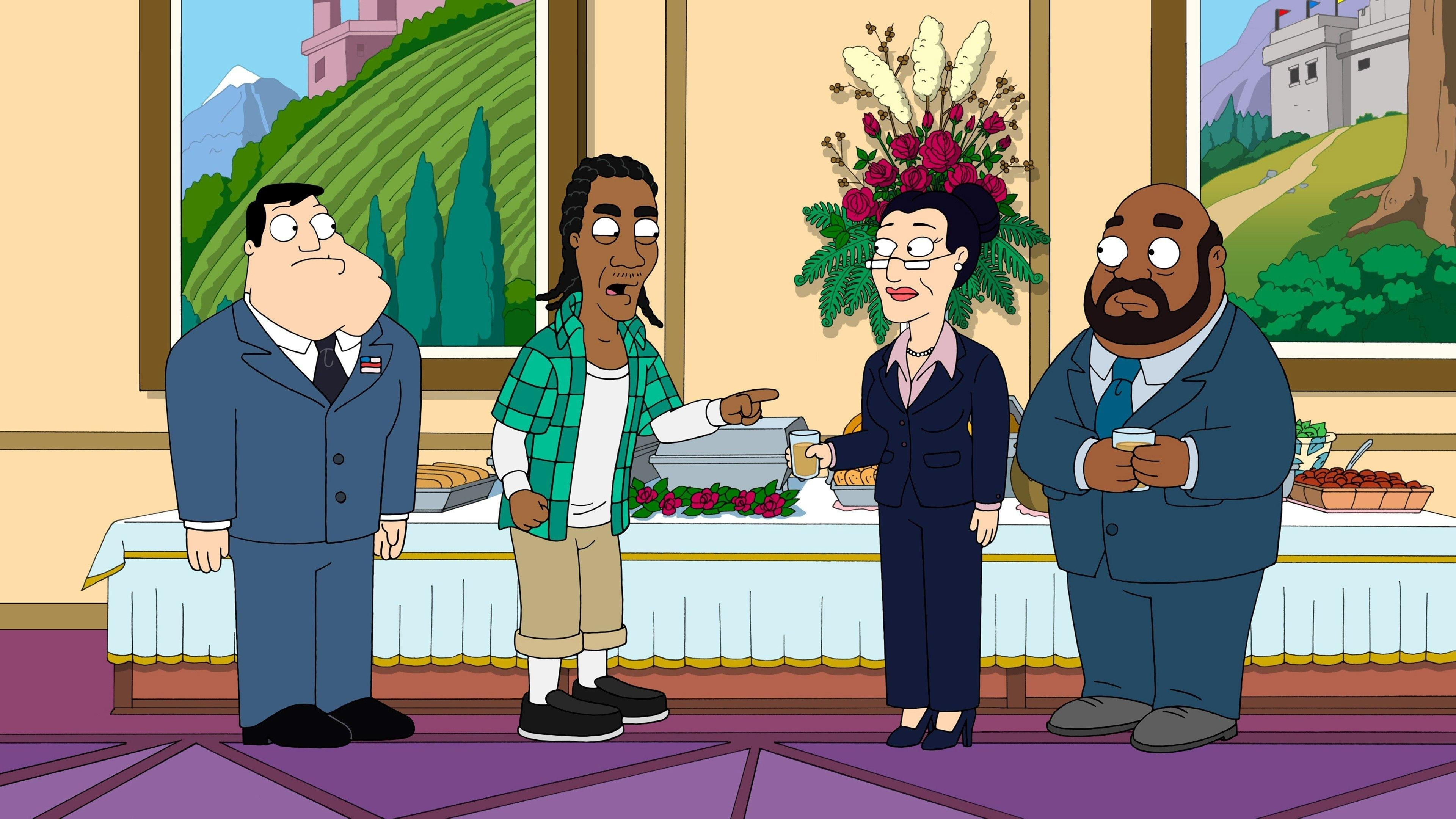 American Dad! Season 8 :Episode 4  The Worst Stan