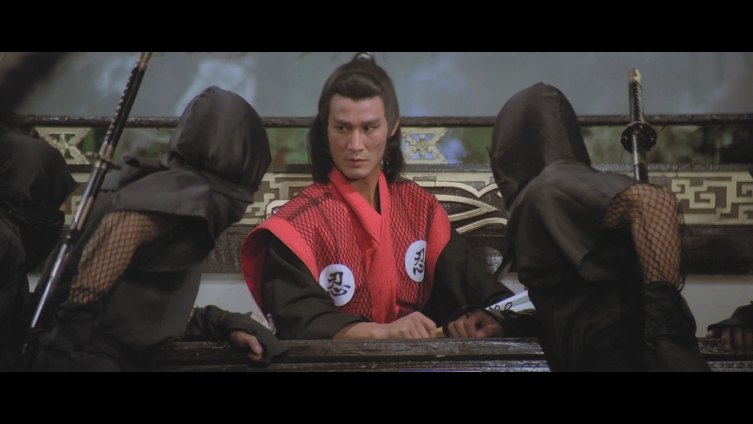 five element ninjas blu ray
