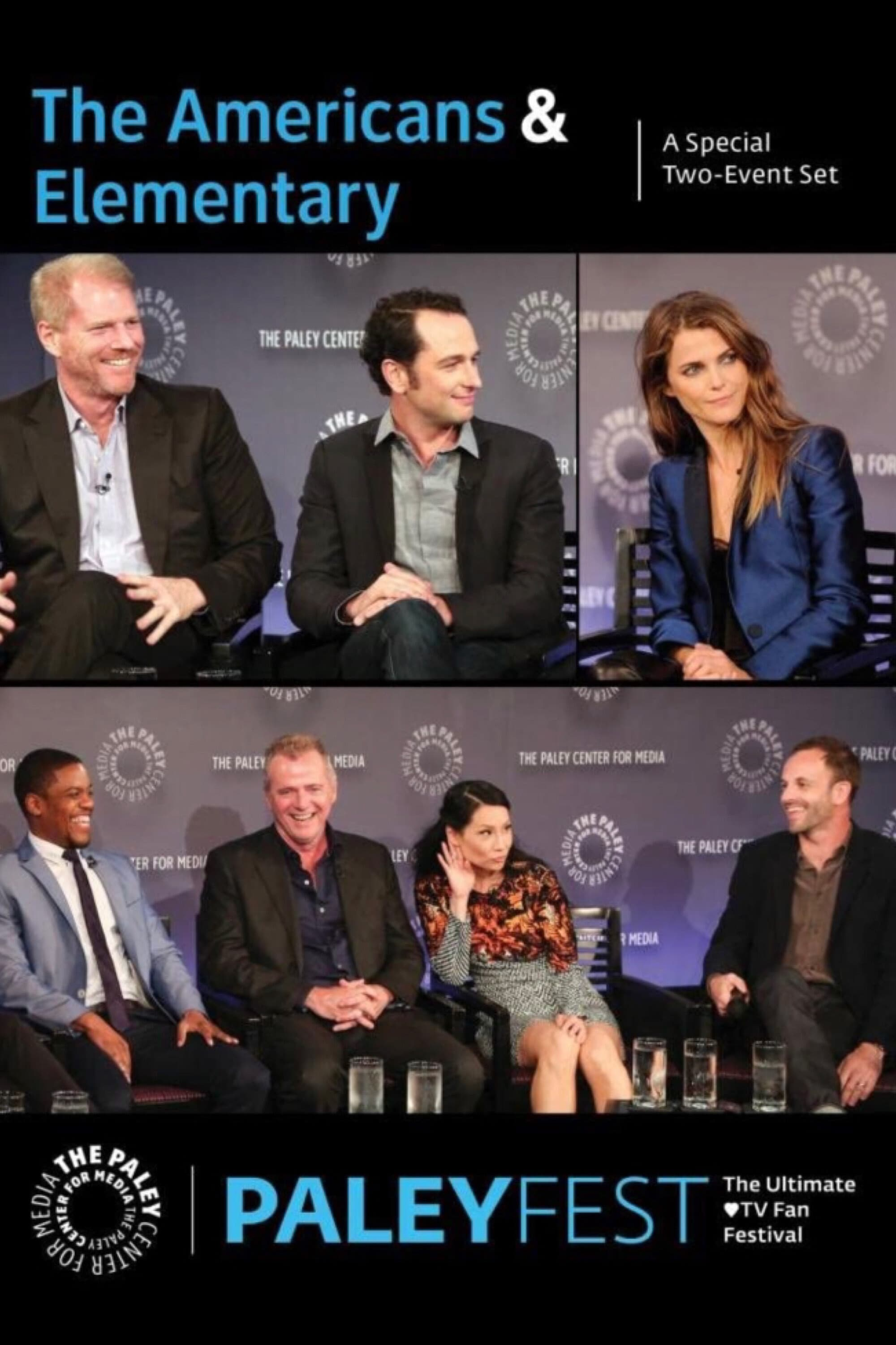 The Americans & Elementary: Cast and Creators Live at PALEYFEST: A Special Two-Event Set (2014)