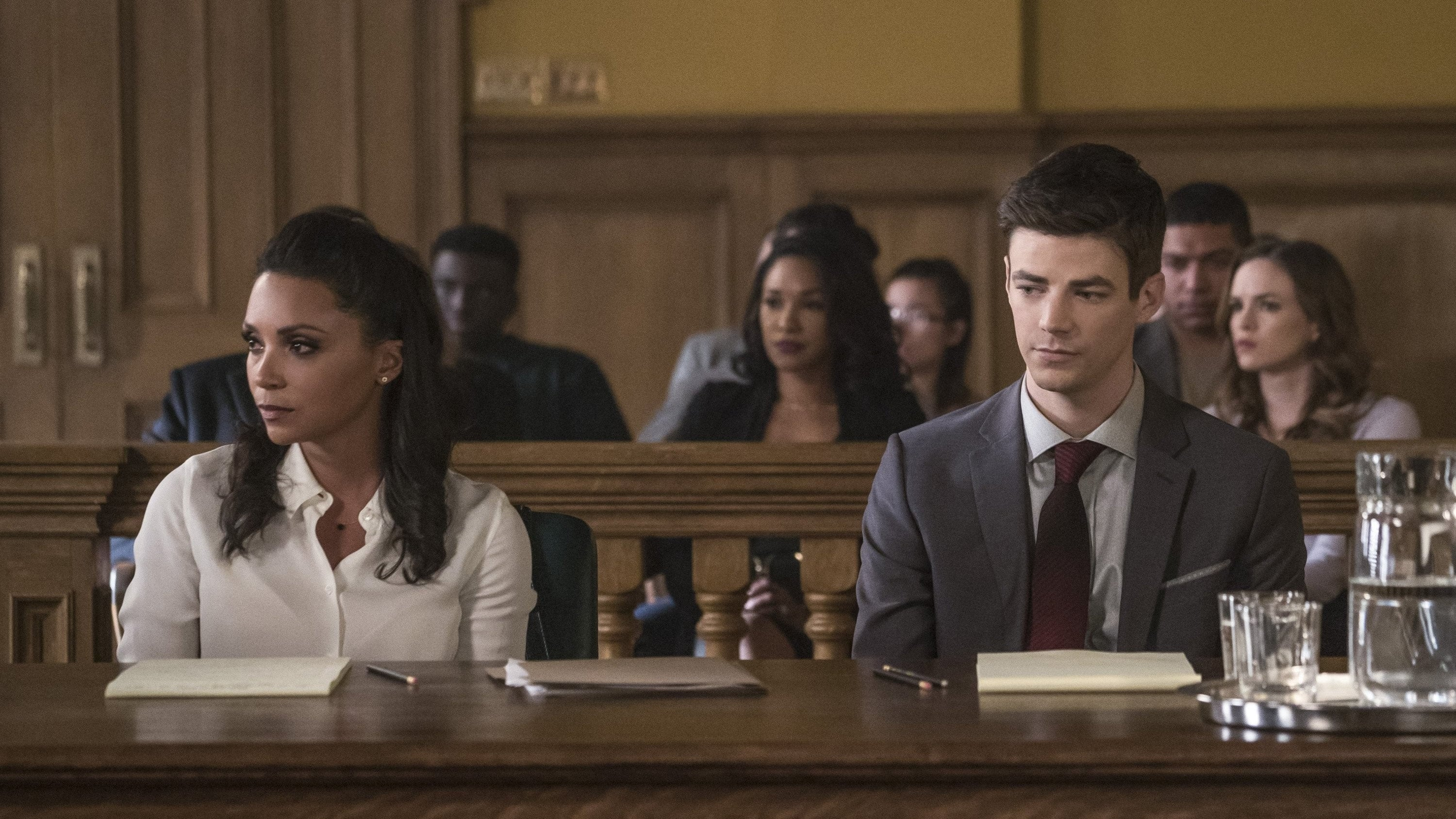 The Flash Season 4 :Episode 10  The Trial of The Flash