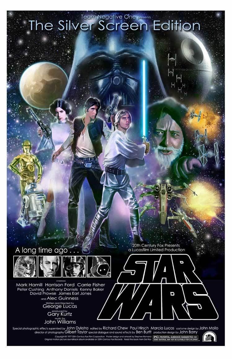 Ver Star Wars The Silver Screen Edition Online HD Español ()