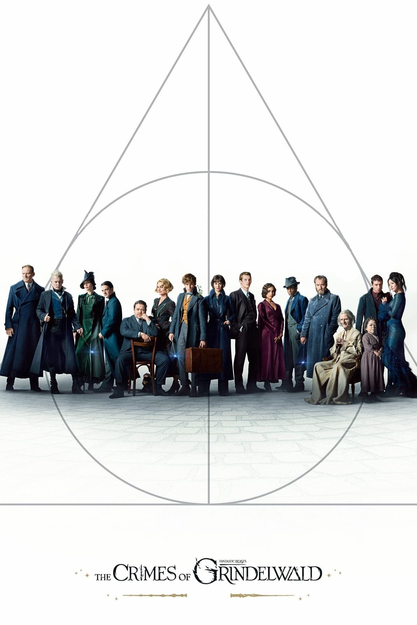watch Fantastic Beasts: The Crimes of Grindelwald 2018 online free