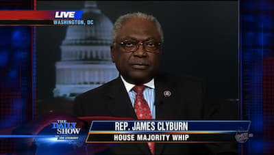 The Daily Show with Trevor Noah Season 15 :Episode 28 Rep. James Clyburn