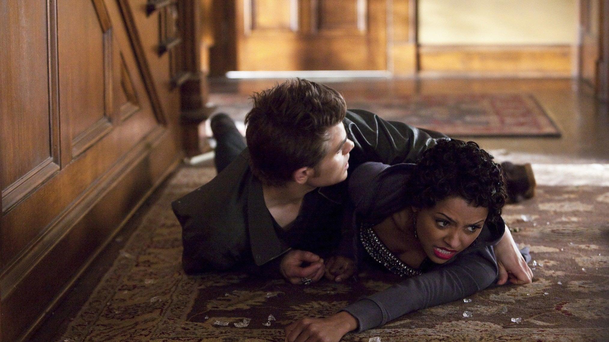 The Vampire Diaries Season 3 :Episode 21  Before Sunset