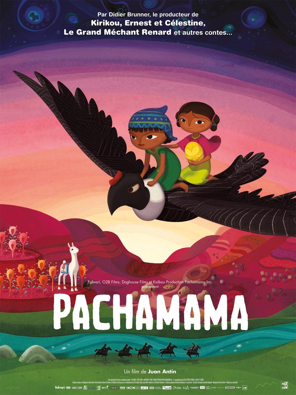 watch Pachamama 2018 online free