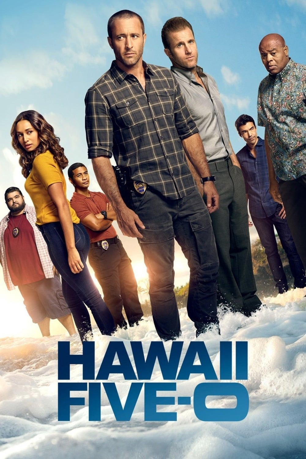 Hawaii Five O Poster