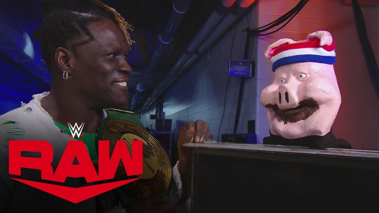 WWE Raw Season 28 :Episode 50  December 14, 2020