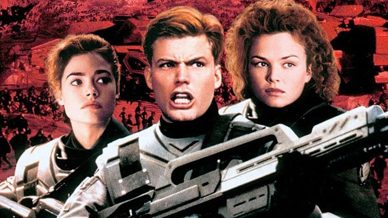 Starship Troopers 3 Stream