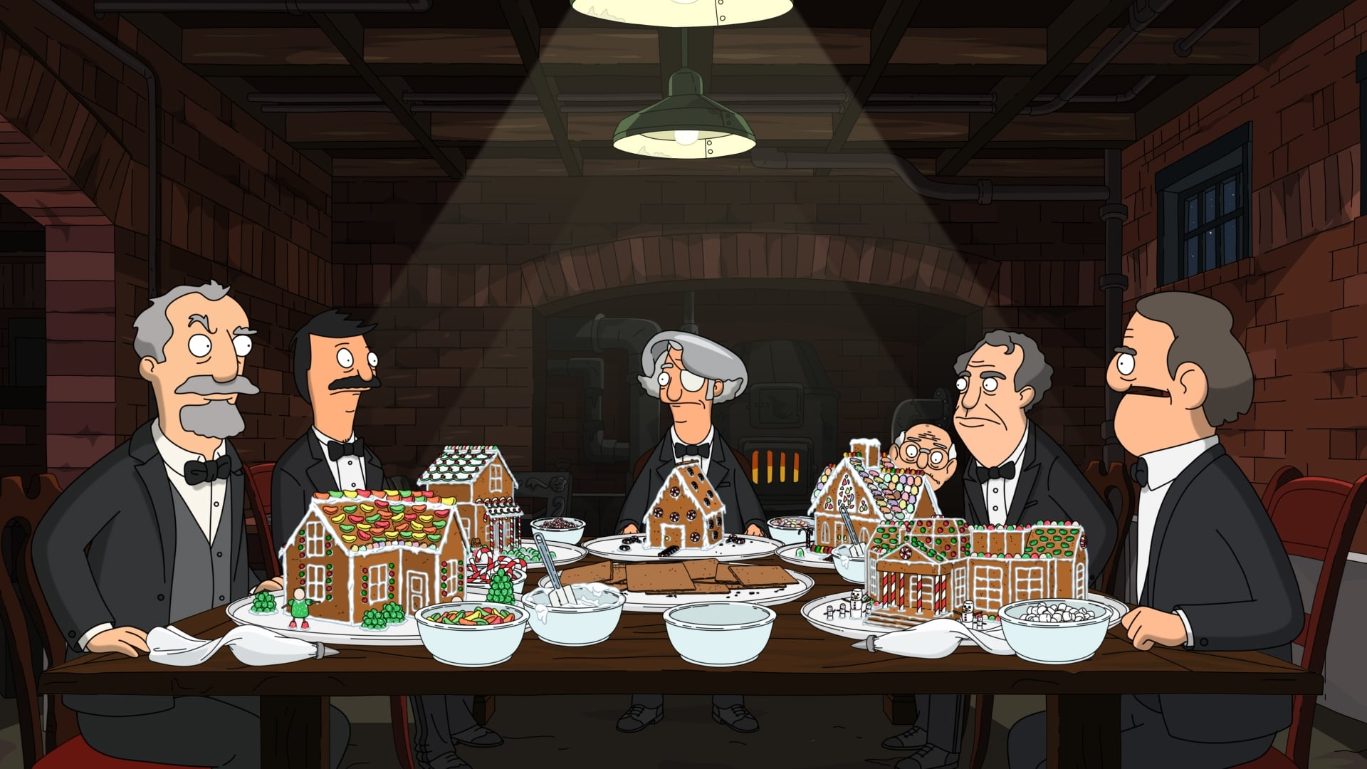Bob's Burgers - Season 7 Episode 7 : The Last Gingerbread House on the Left