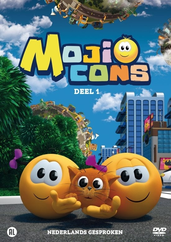 The Mojicons (2015)