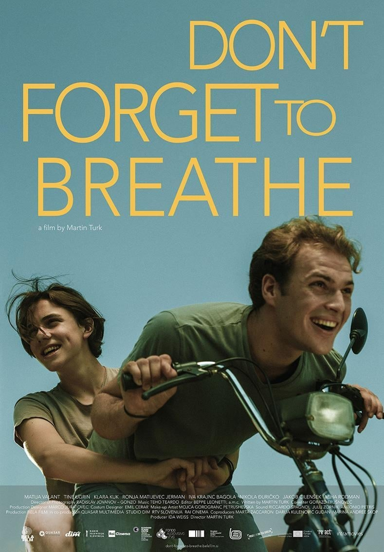Don't Forget to Breathe (2019)