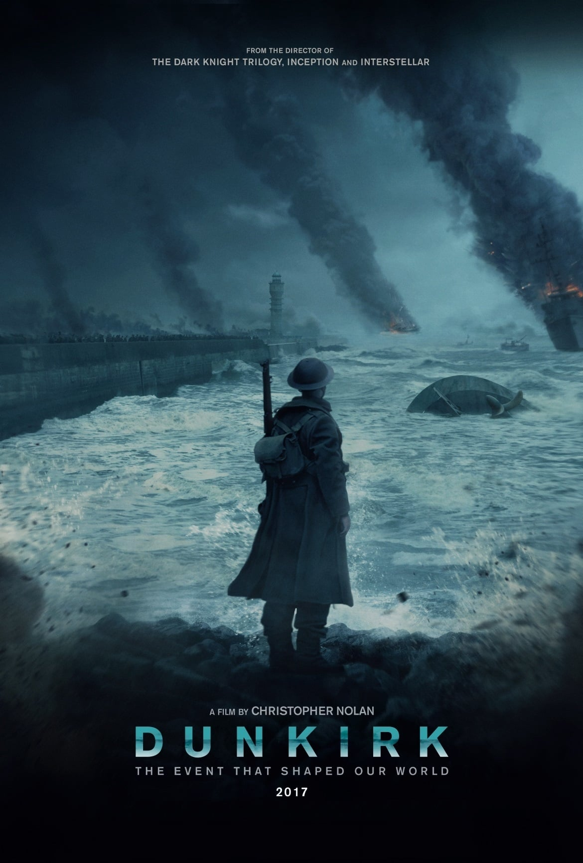 Dunkirk (2017) - Posters — The Movie Database (TMDb)