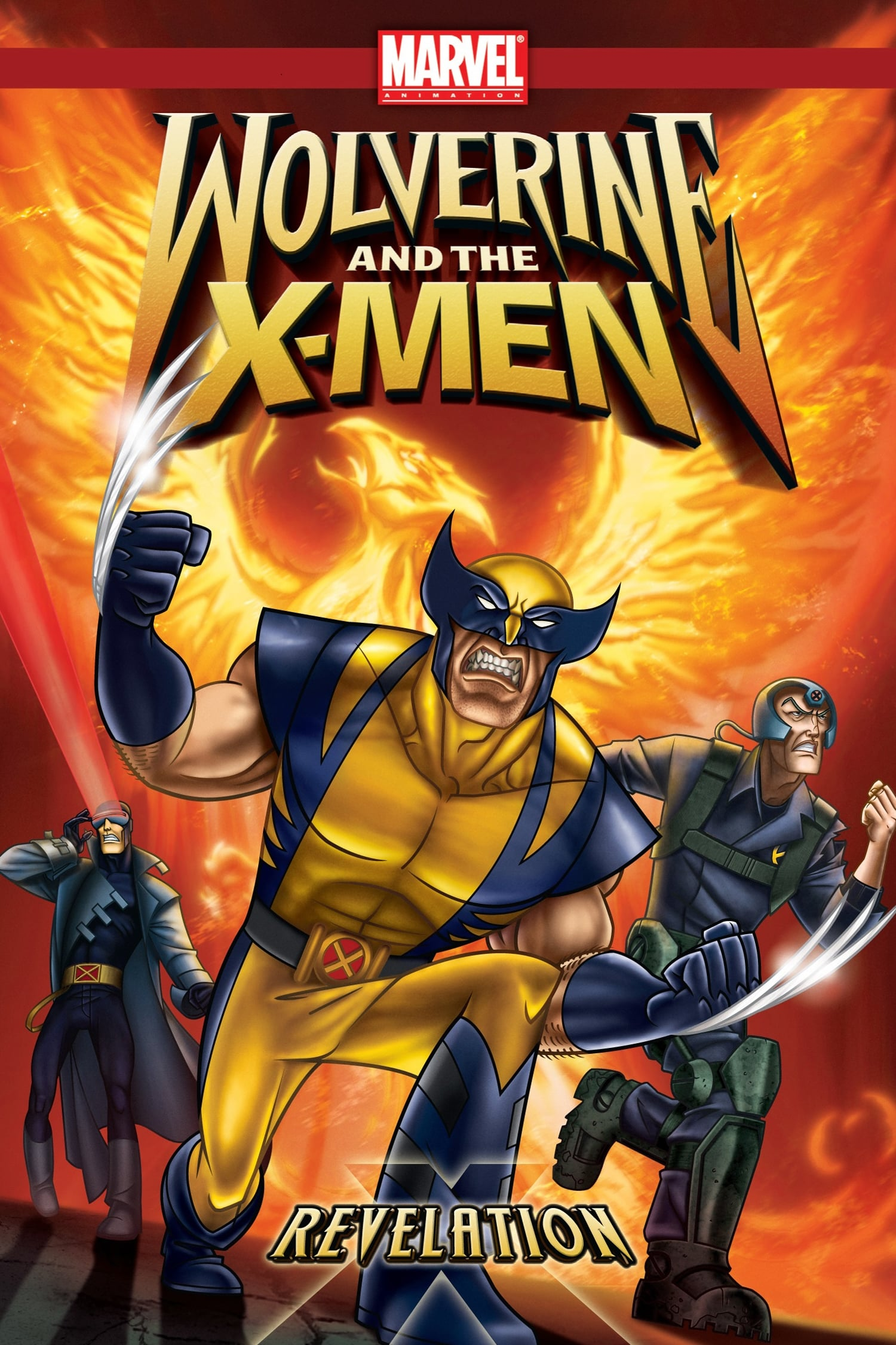 Wolverine and the X-Men: Revelation (1970)
