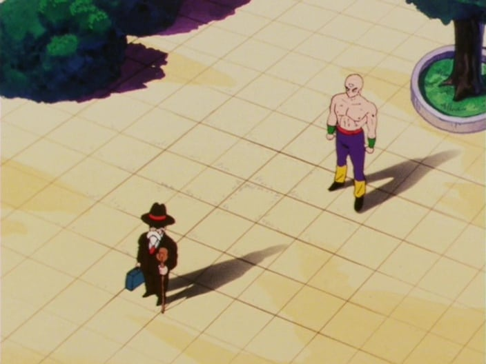 Dragon Ball Season 1 :Episode 95  Goku vs. Krillin