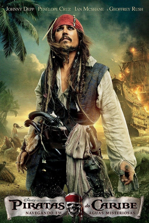 Imagens Piratas do Caribe: Navegando em Águas Misteriosas