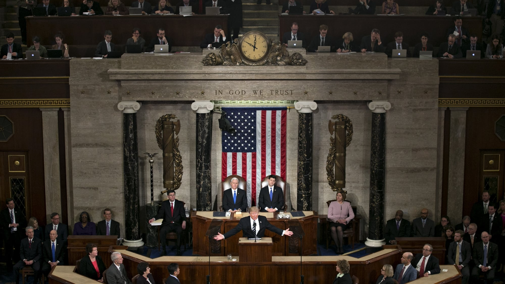 Special Report: President Trump's address to Congress