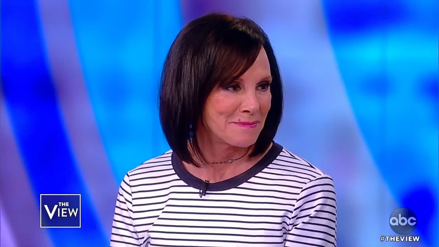 The View Season 22 :Episode 123  Marcia Clark