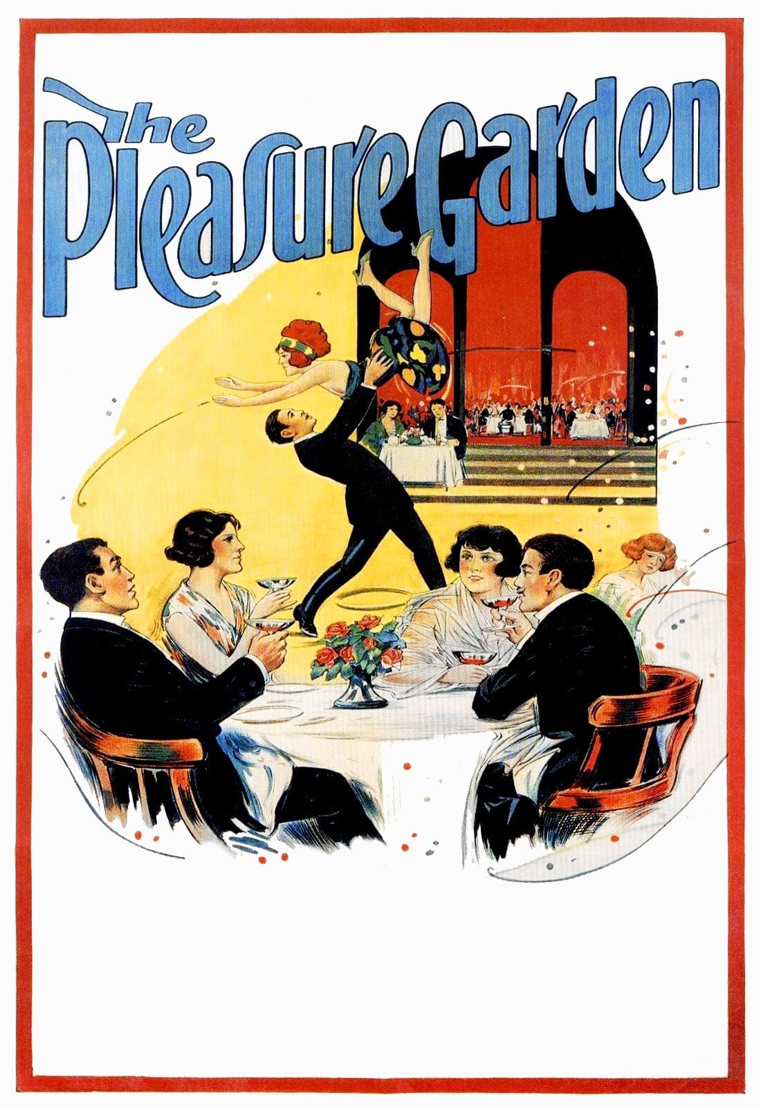 The Pleasure Garden (1925)