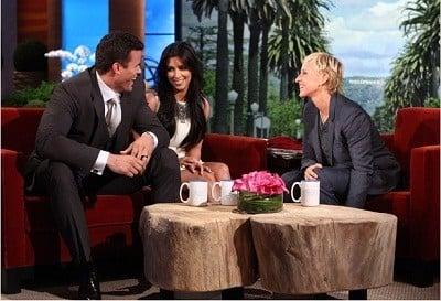The Ellen DeGeneres Show Season 9 :Episode 18  Kim Kardashian & Kris Humphries, Angus T. Jones