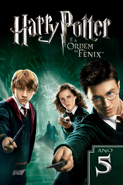 Harry Potter 5 e a Ordem da Fênix Dublado